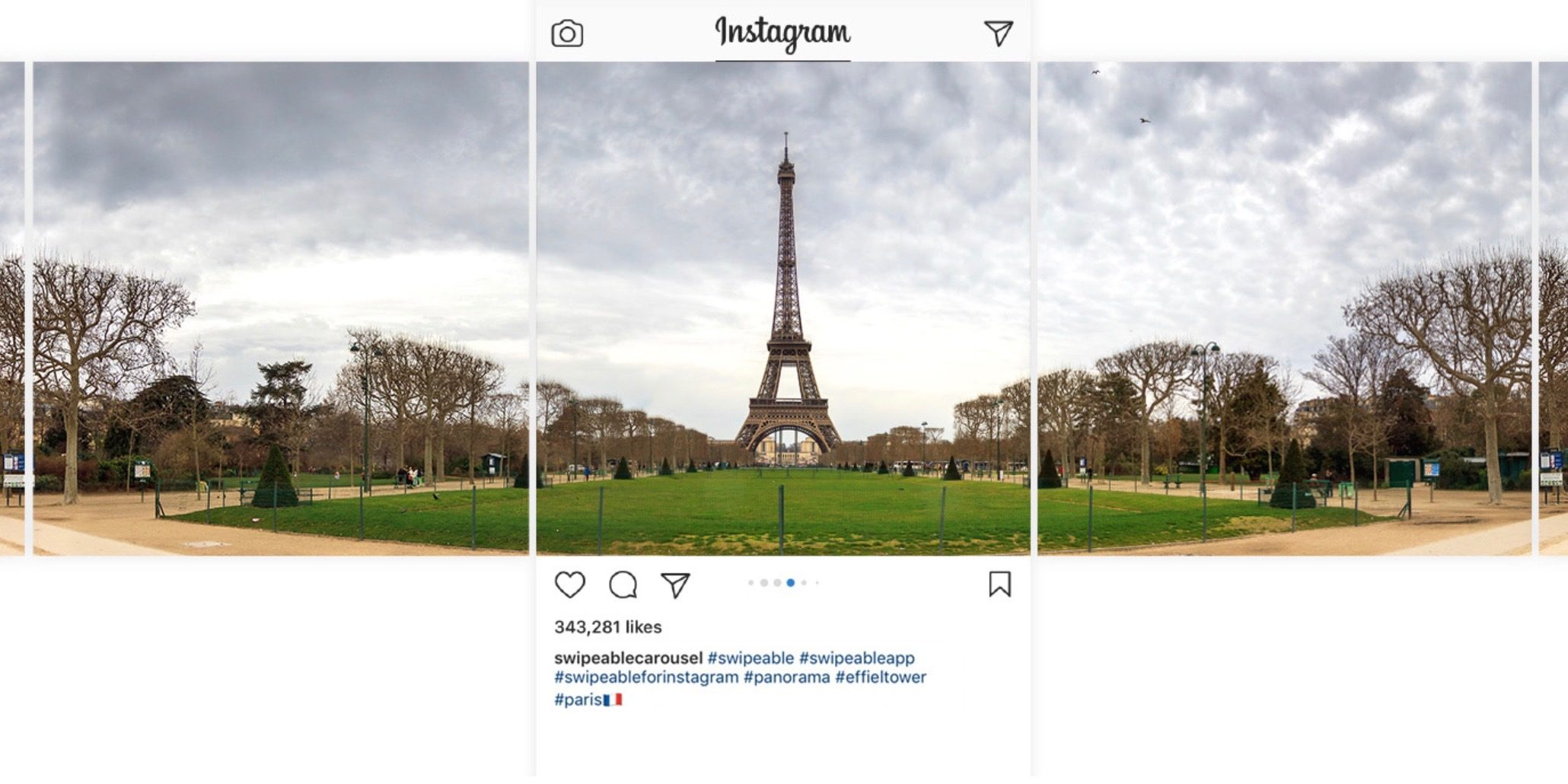 Instagram Growth Hacks swipe