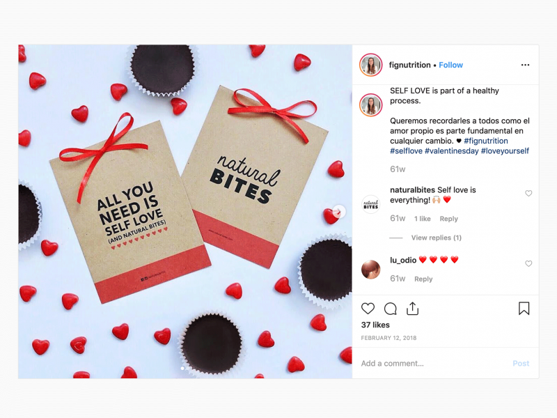 great example of instagram collaborate promo to get new Instagram followers